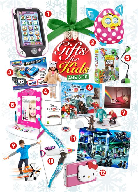 christmas gift ideas for kids age 6 10 adele jennings