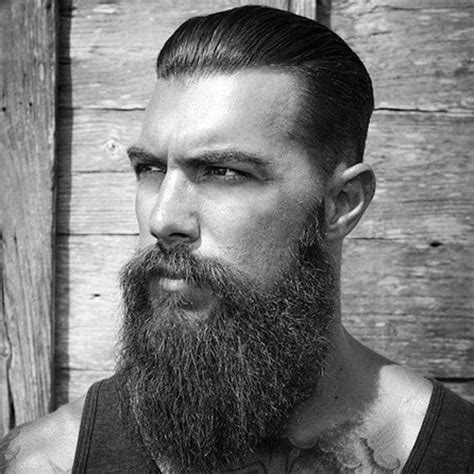 rugged beard styles 12 hairstyles with beard for rugged manly look