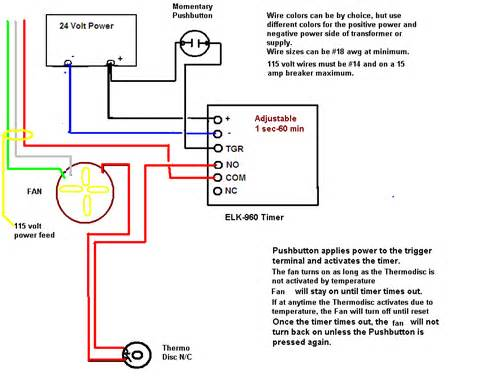 24 volt relay wiring diagram 120