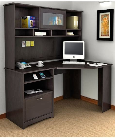 corner desks with storage best computer desks with hutch storage superhomeoffice