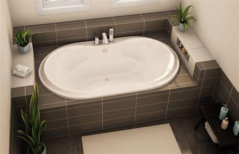 drop in bathtub installation random aker sboo 4272 oval bathtub armrests at each tub end