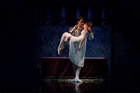 Romeo Juliet dazzling new ballet production of romeo juliet cool as