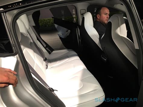 tesla model 3 interior seating i tried the tesla model 3 here s what you need to know
