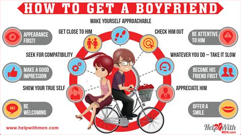 how to get a boyfriend get a new boyfriend now