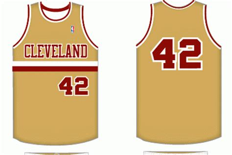 design new jersey facebook ranking the best and worst uniforms in cleveland cavaliers