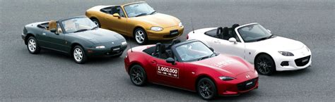 how many mazda dealers in design changes differences between all four mazda miata