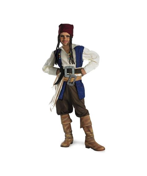 That Sparrow Kid by Captain Sparrow Disney Costume Boys Costume