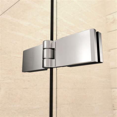 Bifold Pivot Hinge Sliding Wet Room Shower Door Enclosure Glass Shower Door Pivot Hinges