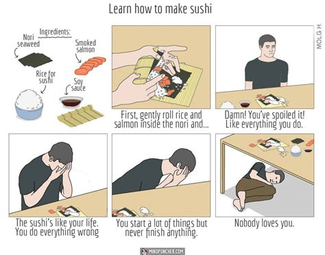 How To Make A Memes - learn how to make sushi
