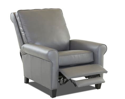 big man recliners leather comfort design shaq big man recliner cl830