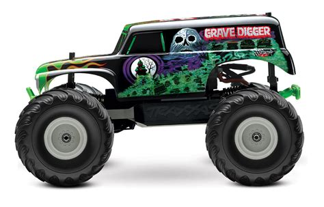 rc monster truck grave digger grave digger clipart clipart suggest