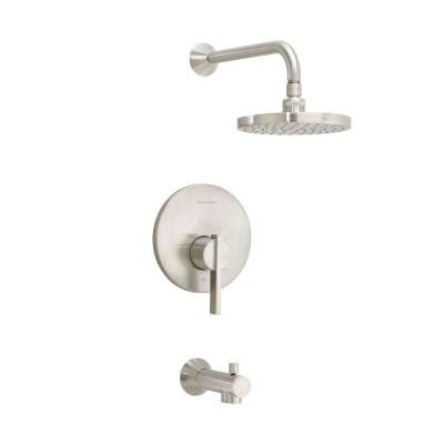 American Standard Faucet Valve by American Standard Berwick 1 Handle Tub And Shower Faucet