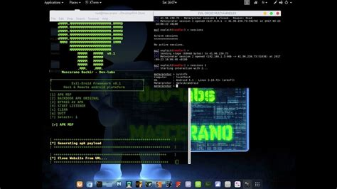 android phone hacks how to hack any android phone backdoor any apk original by kail