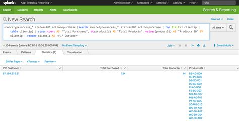 Lookup Search Search With Field Lookups Splunk Knowledgebase