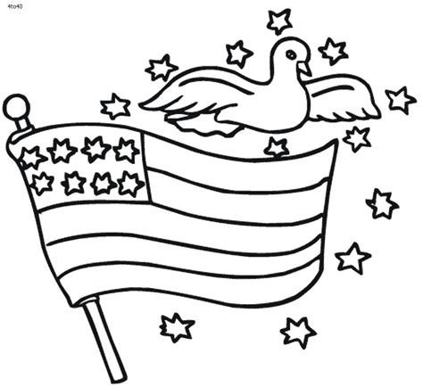 christian coloring pages for fourth of july 4th of july coloring pages