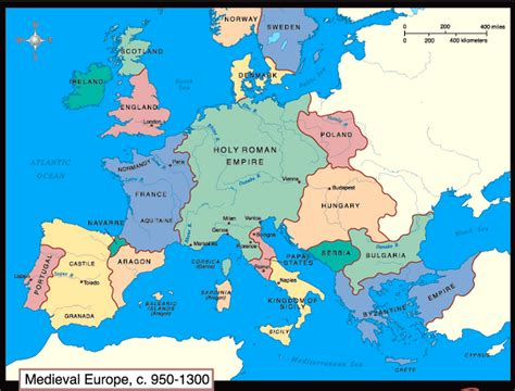 europa european survival strategy in a darkening world books map of european states during period 950 1300