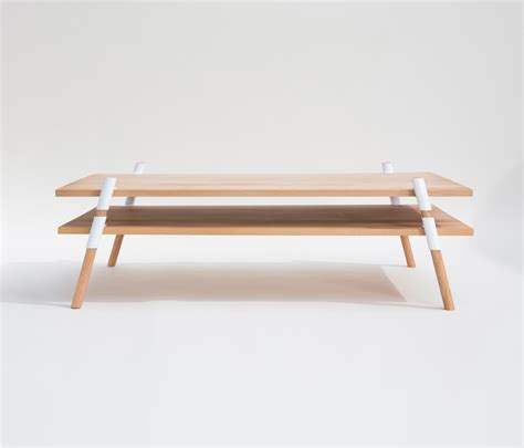 italic 2 tier coffee table alder lounge tables from