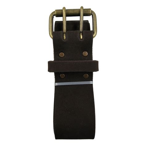 74053 2 inch wide work belt leather