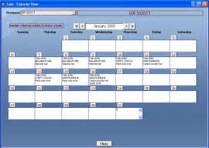 Access Timesheet Database Template by Membership Database Template Software