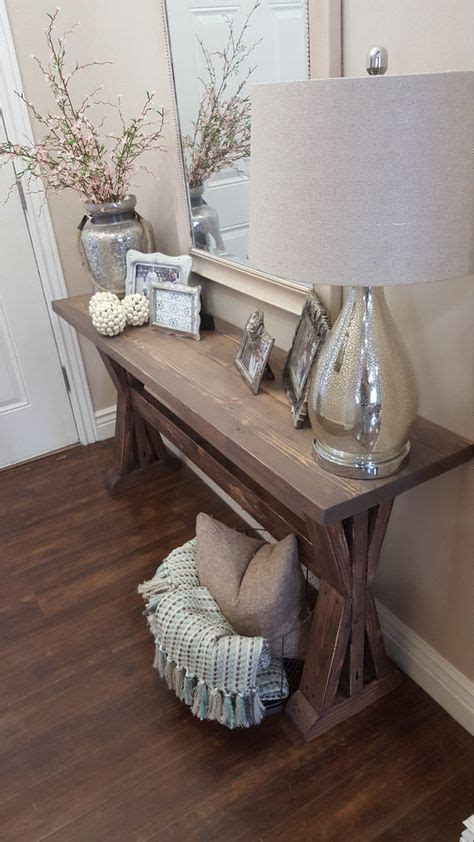 styling a sofa table style a console table like a pro with these 5 designer tips