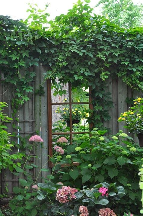 18 Dazzling Mirror Ideas For Your Garden Garden Lovers Club Garden Wall Mirrors