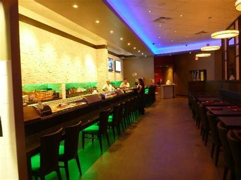 Teppanyaki Kitchener by Dake S Sushi Bar Picture Of Dake Fusion Restaurant