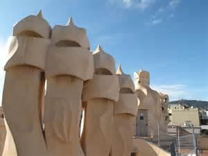 La Pics File La Pedrera I El Modernisme De Gaud 205 A Barcelona