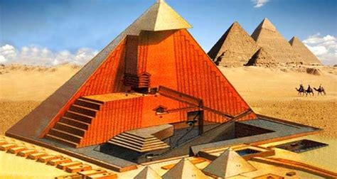 interno piramide di cheope piramide di cheope scoperta una stanza segreta lunga 30