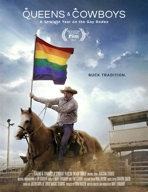cowboy film festival exclusive ride with the trailer for queens cowboys