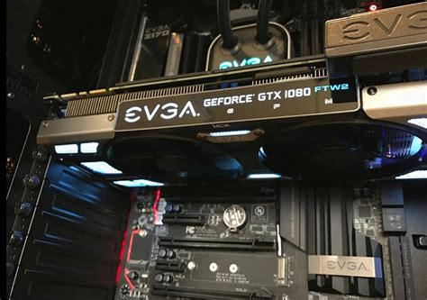 Evga Geforce Gtx 1080 Ftw2 Gaming evga teases gtx 1080 ftw2 with icx cooling funkykit