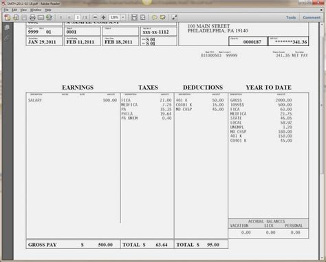pay check stub templatememo templates word memo