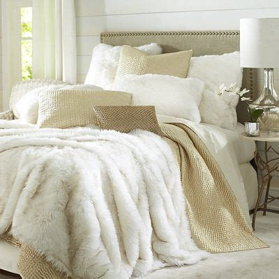 white fur comforter best 25 gold bedding ideas on pinterest teen bedroom