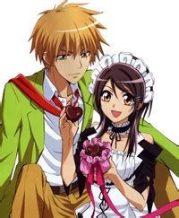 maid sama tv anime news network crunchyroll kaichou wa maid sama overview reviews