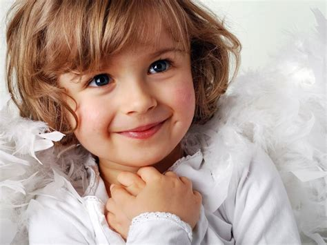 cute beautiful cute little baby girl with smile hd wallpaper cute