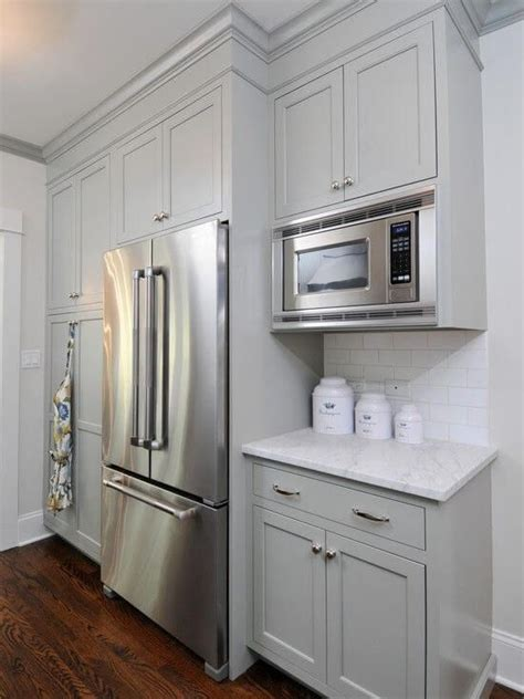 kitchen cabinets around refrigerator best 25 refrigerator cabinet ideas on pinterest diy