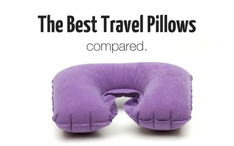 Top Travel Pillows by The Best Travel Pillows Compared