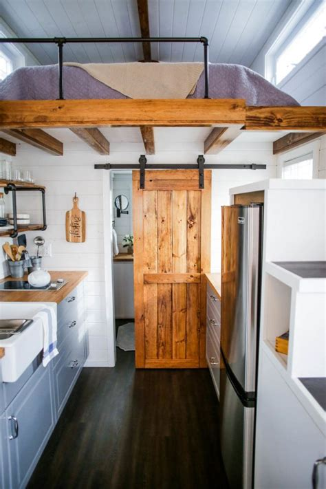 Sacramento Kitchen Cabinets by Liberation Modern Farmhouse Tiny House Blog
