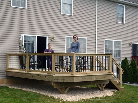how much does a deck cost deck construction decks r us