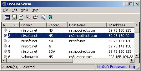 Domain Lookup Windows