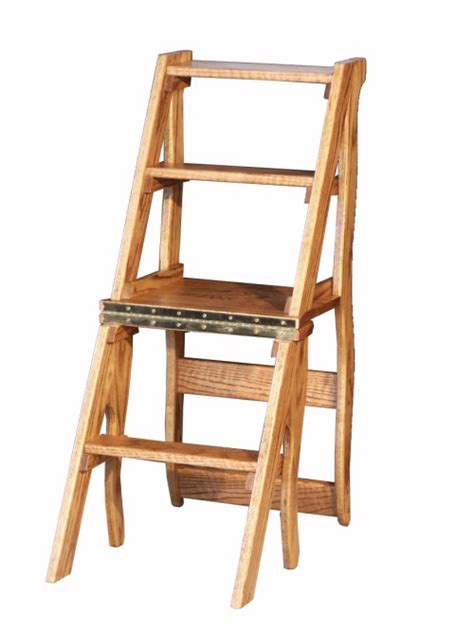 Chair Step Stool Folding by Nekas Learn Free Step Stool Plans Woodworking