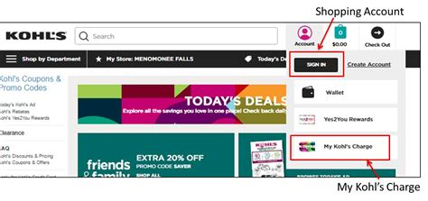 Check Kohl S Gift Card - how to check my kohls gift card balance mega deals and coupons