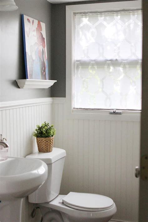 curtains for bathroom window ideas 1000 ideas about bathroom window curtains on pinterest