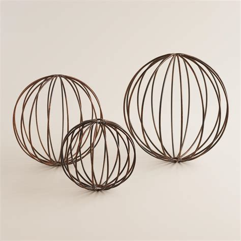 metal wire metal wire sphere world market