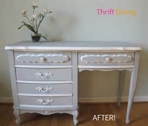 how to paint your provincial furniture