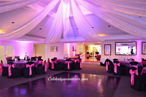 Celebrity Event Decor & Banquet Hall, LLC: March 2013