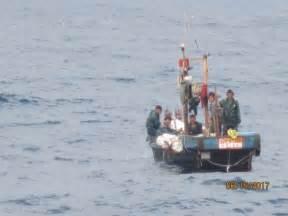 north korean fishing boat japan mystery fleet driving japanese boats from sea of japan