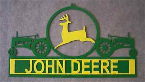 Deere Home Decor by Stator Insert 44 For Sale