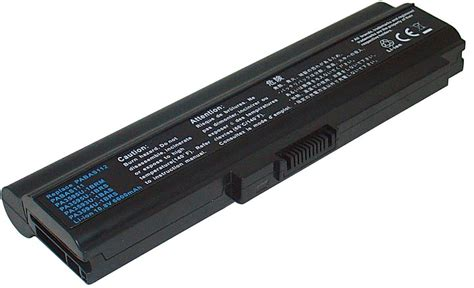 Baterai Laptop Toshiba Pa 3593 3594 U300 U305 M600 M8 Ori toshiba tecra m3 10 8v 4400mah 6600mah replacement laptop battery