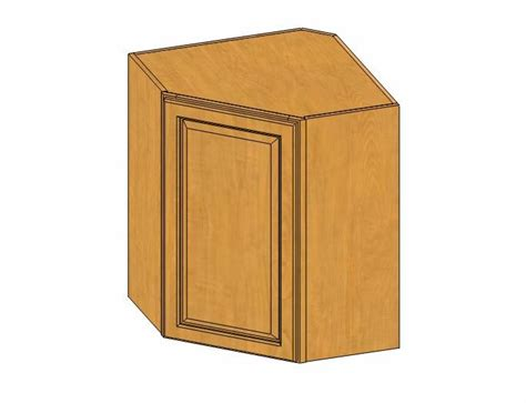 country kitchen corner cabinet wdc2430 country oak wall diagonal corner cabinet kitchen