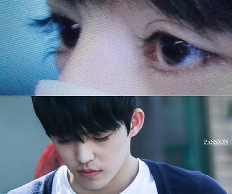 kim taehyung eyelashes seventeen s s coups garners attention with his pretty long